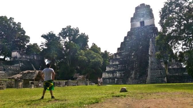 #Guatemala – Tikal
